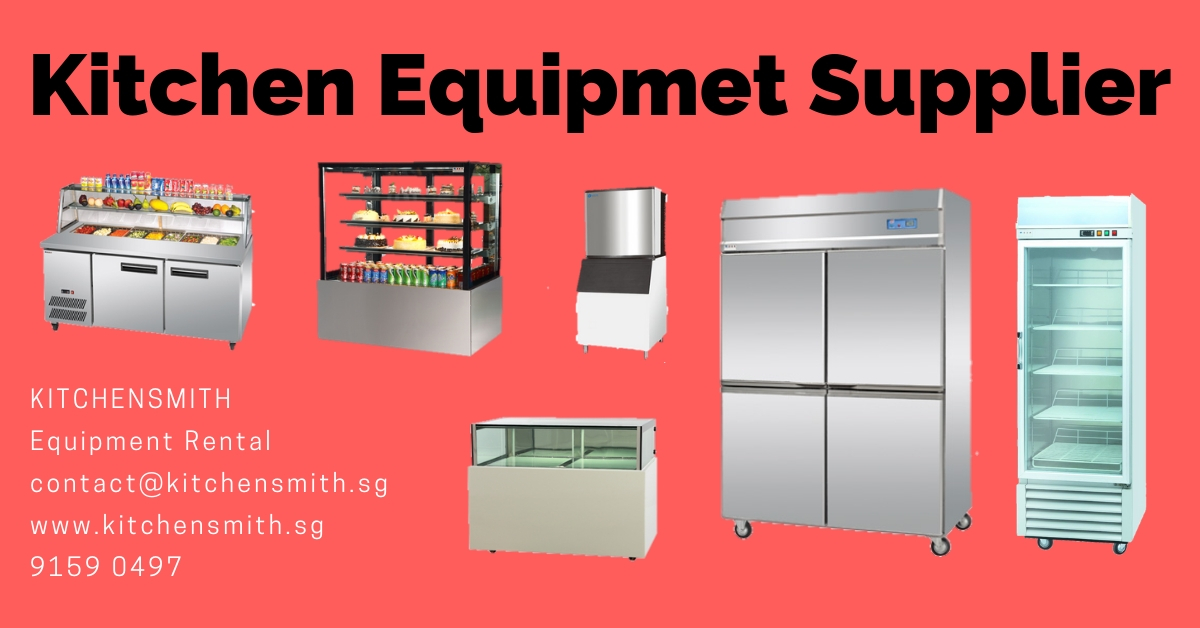 kitchen equipment banner